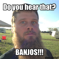 banjos!!!