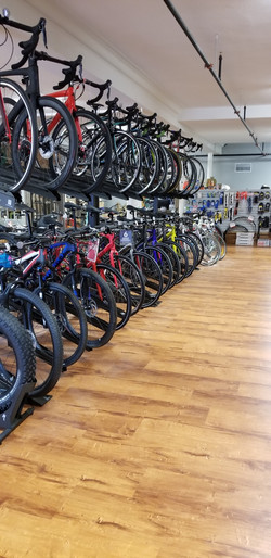 We sell Specialized Brand Bicycles