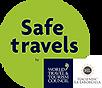 WTTC SafeTravels Stamp La Laborcilla.png