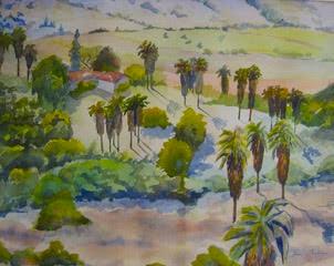 Parade of Palms