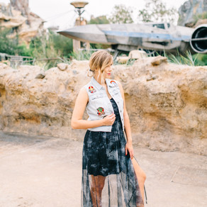 Star Wars Outfit for Galaxy's Edge