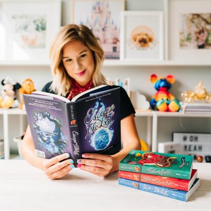 Disney Books campaign
