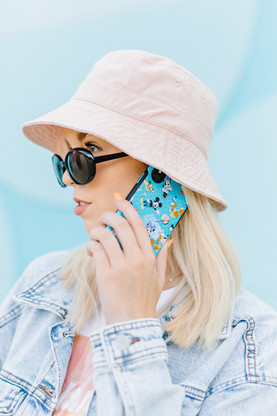 Otterbox retro phone case campaign