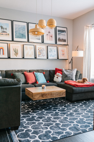 Ruggable home styling campaign