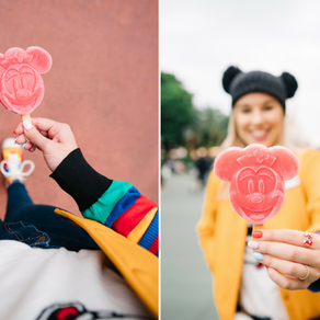 Tokyo Disney Snacks