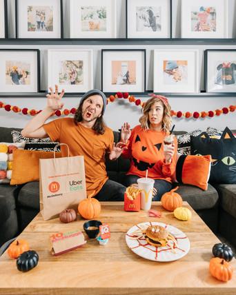 Mcdonalds (Halloween) campaign