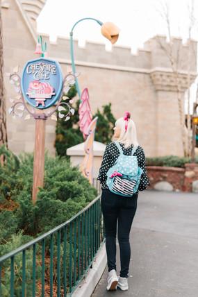 Kipling x Disney bags campaign