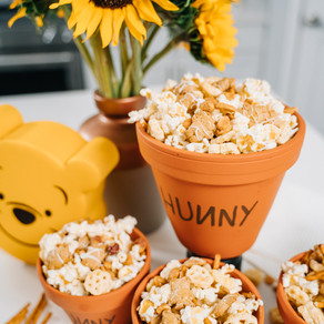 Disney's Christopher Robin inspired snack recipe
