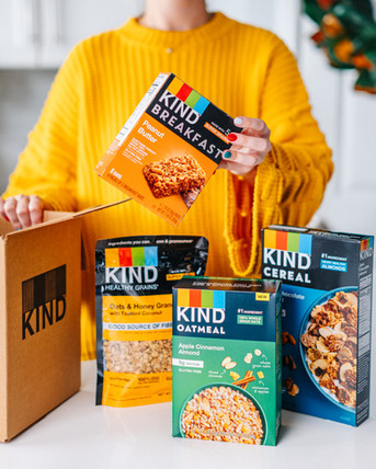 KIND products campaign