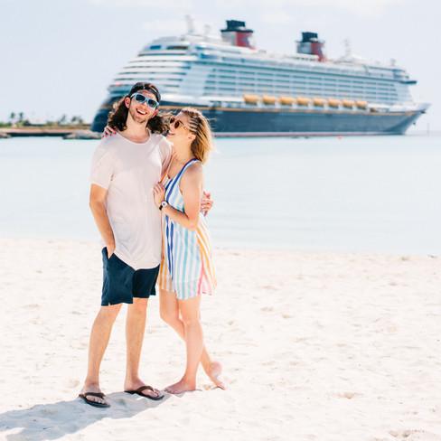 Disney Cruise Line campaign