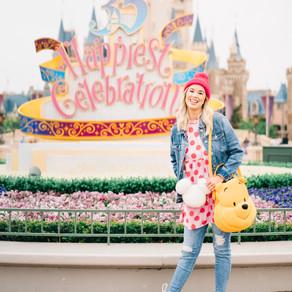 Tokyo Disney Photos