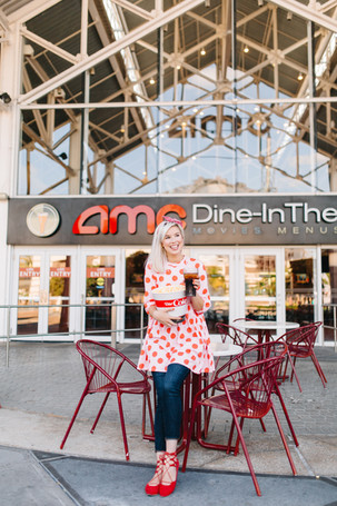 AMC at Disney Springs campaign