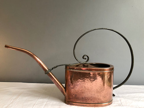 COPPER WATERING CAN  French Florists, Copper and Wrought Iron