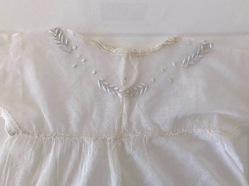 French Babies Christening Dress
