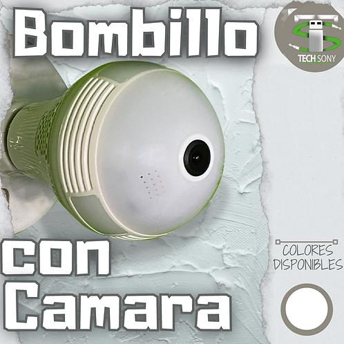 BOMBILLO CON CAMARA