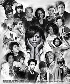 Maya A., Michelle Obama, etc