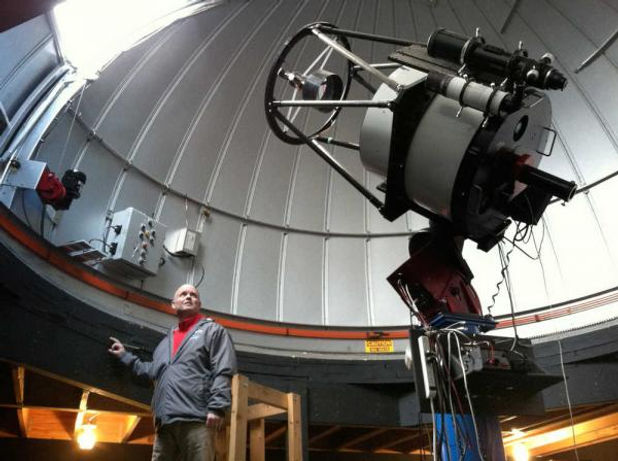 Banner Creek Science Center and Observatory Mike Ford