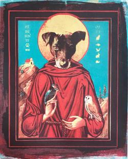St. Bernie of L.A.