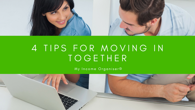 4 Tips For Moving In Together