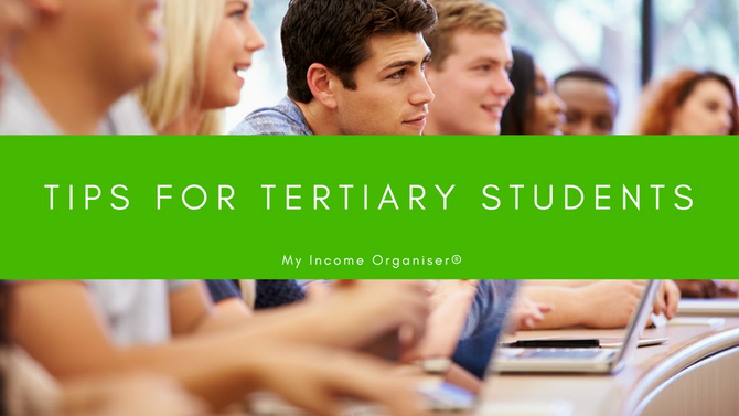 Some Tips for Tertiary Students