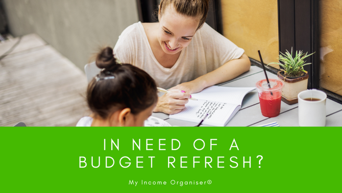 In need of a budget refresh?