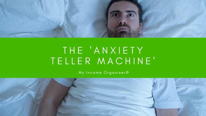 The 'Anxiety Teller Machine'