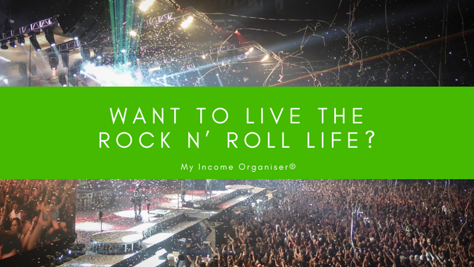 Want to live the rock n' roll life?