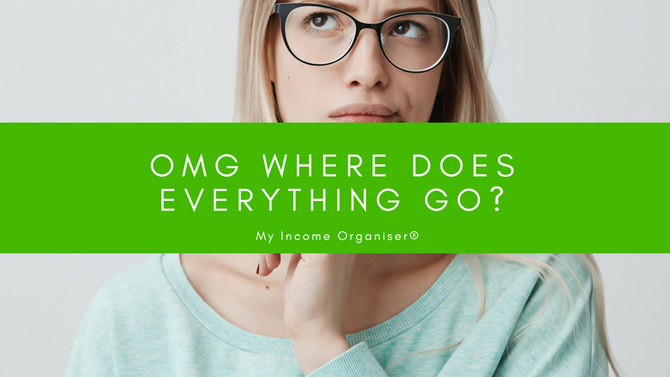 OMG where does everything go? We're talking storage today!