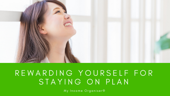 Rewarding Yourself for Staying on Plan