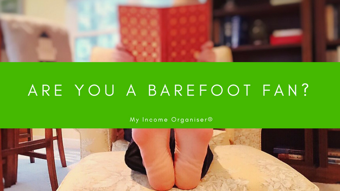 Are You A Barefoot Fan?