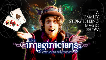 2019 TOUR ANNOUNCED - The Imagincians Awesome Adventure.