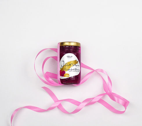 dragon fruit banana jam pink ruban 1.jpg