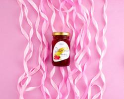 strawberry jam ruban