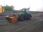 Dennis Blezer Gladheid & Vegen Tractor