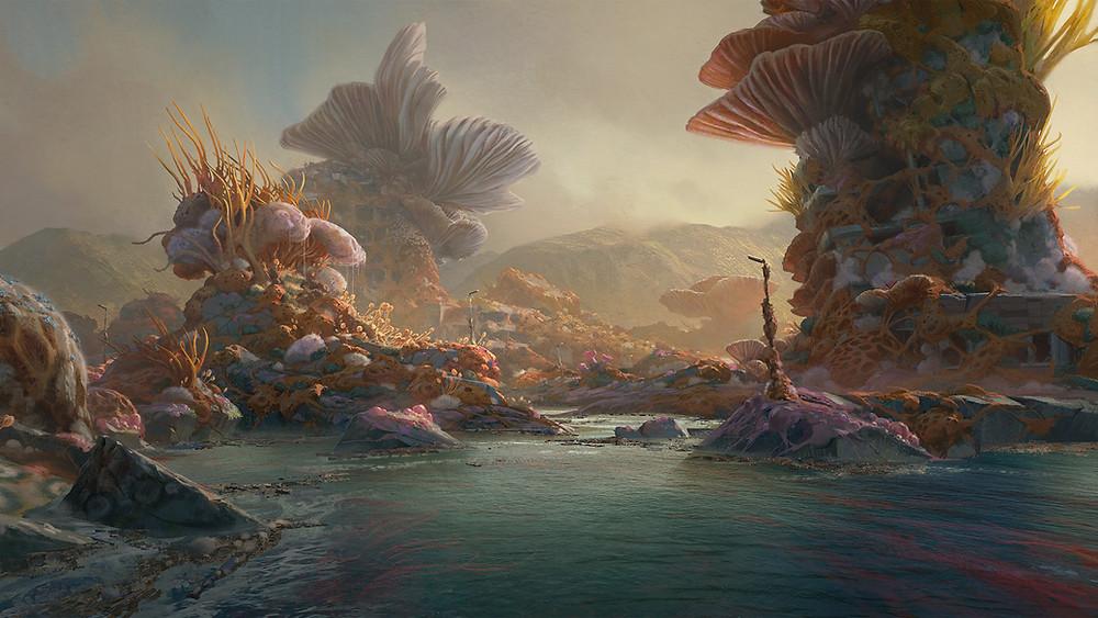 KIN – Mycocene   The Shore
