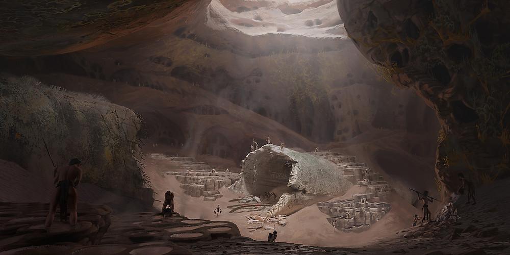 KIN – Mycocene | The Mound concept