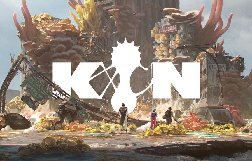 KIN – Mycocene: Why a Biopunk Narrative Art Book?