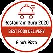 Restaurant Guru best pizza delivery