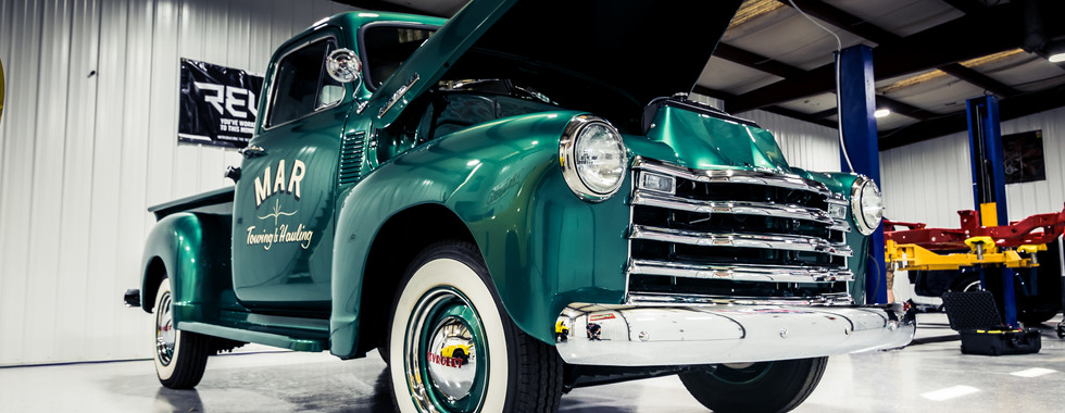 1952 Chevy 3100 Truck