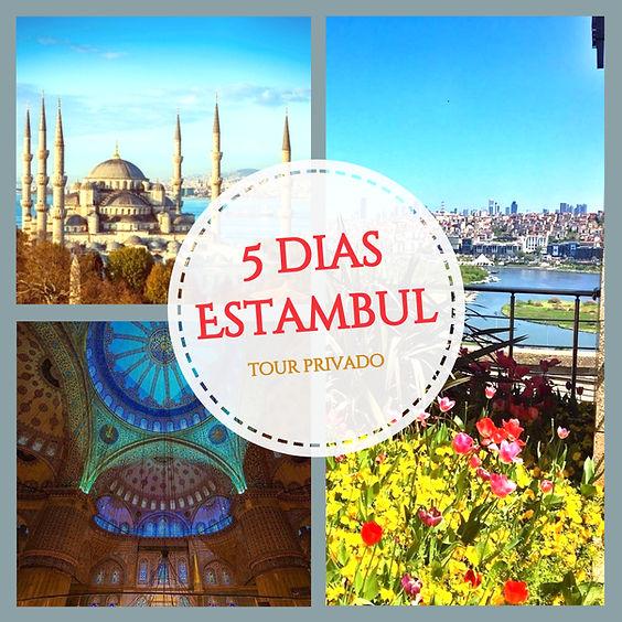 Turquia Turizmo Estambul viaje