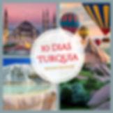 turquistanbul 10 dias turquia tour