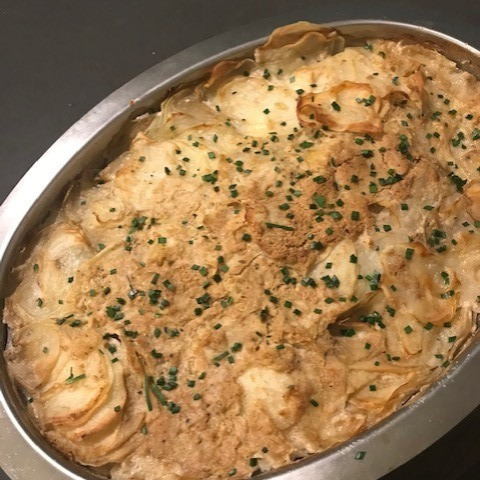 Vegan Scalloped Potatoes