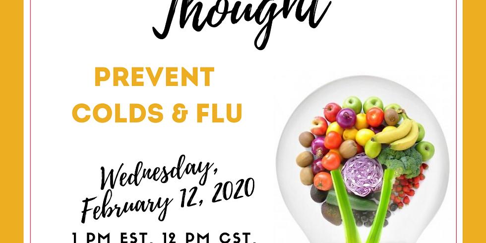 Preventing Colds & Flu
