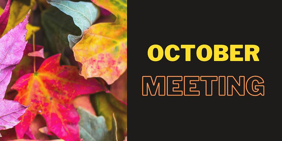 Working Women's Web October Meeting