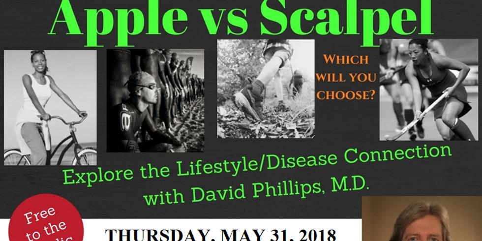 Apple vs. Scalpel
