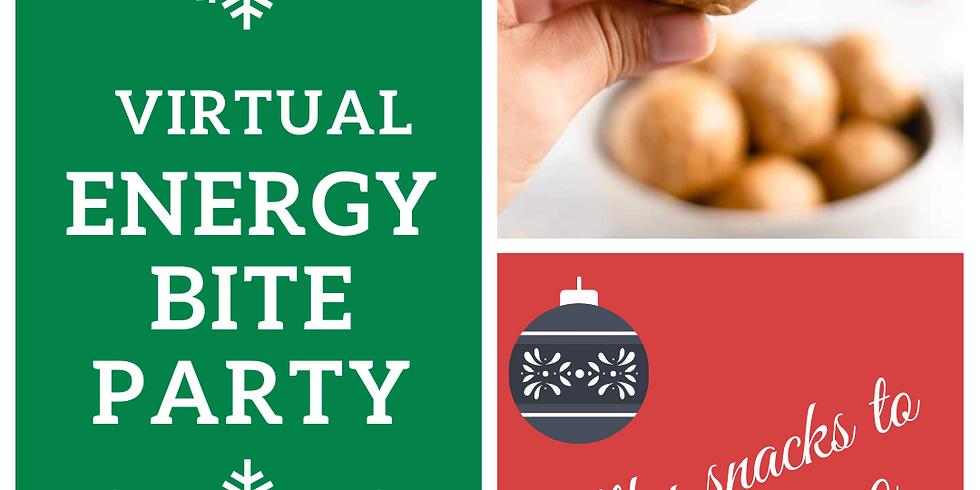 Virtual Energy Bite Party!