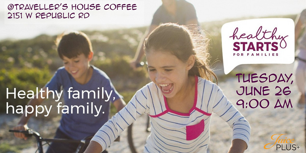 Healthy Starts for Families