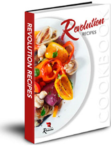 Revolution Recipes Cookbook