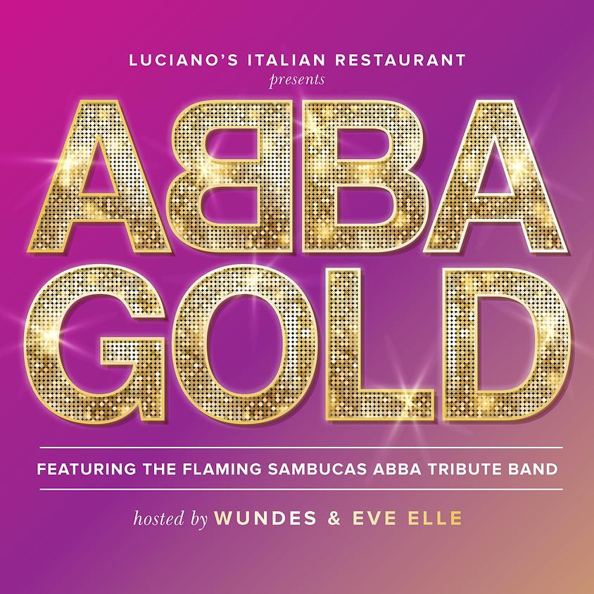 ABBA GOLD Featuring The Flaming Sambucas ABBA Tribute Band