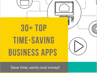 30+ Top Time-Saving Business Apps